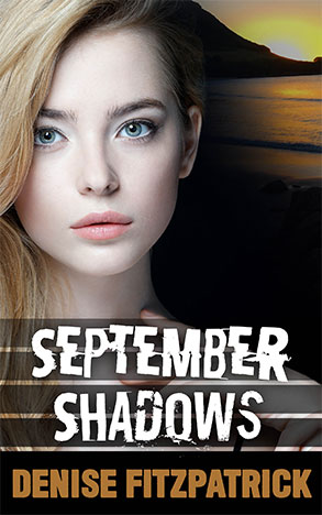 Book cover September Shadows by Denise Fitzpatrick